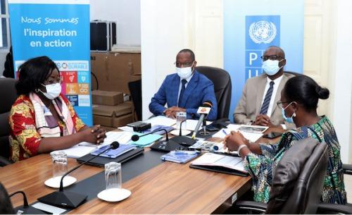 Le Pnud a investi 11 millions $ au Togo en 2020