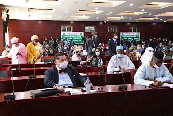 Le Togo plaide pour une mobilisation internationale en faveur de la stabilité au Mali