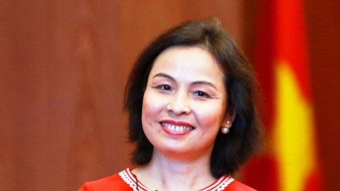 La nouvelle représentante régionale de l'OIF officiellement accréditée