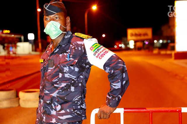 force anti-covid couvre-feu tgo