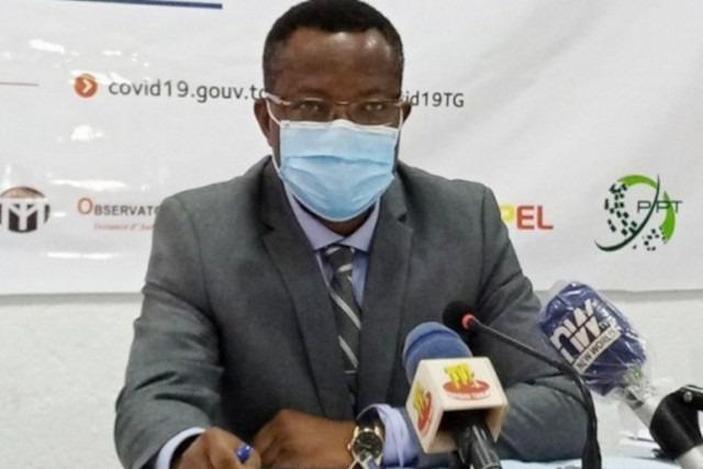 Ihou Wateba Covid Togo