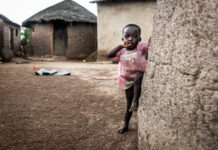 misère au Togo