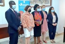 Le projet 'Santé maternelle et néonatale Muskoka' en évaluation au Togo