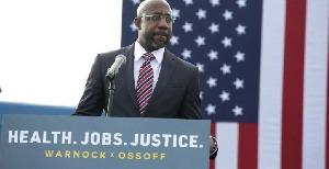 Ce pasteur pourrait devenir le premier sénateur noir de cet État réputé conservateur
