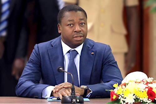 """Faure Gnassingbé : """"Puisse notre attachement à la cohésion nationale demeurer le fil conducteur vers la prospérité partagée en 2021"""""""