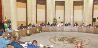 Premier conseil des ministres de l'année : un avant-projet de loi, trois projets de décrets et quatre communications