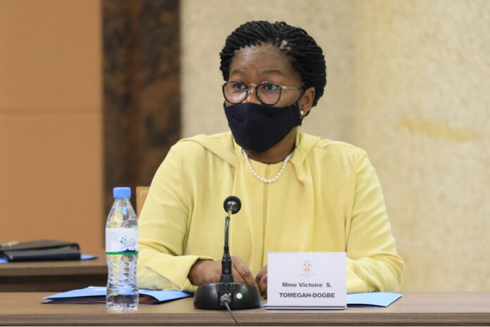 """Victoire Tomégah-Dogbé : """"Nous avons pris sur nous d'accélérer les choses"""""""