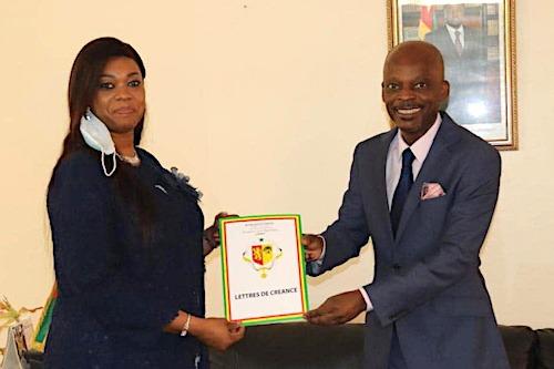 Rokhaya Ba, nouvel ambassadeur du Sénégal au Togo