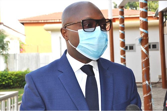 """Didier Ekouevi : """"Le Togo ne peut se payer le luxe de refuser la stratégie vaccinale"""" (Interview)"""