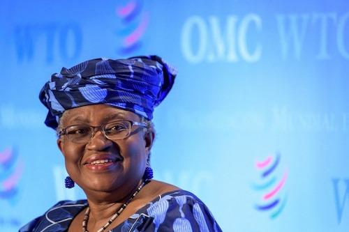 Le Chef de l'Etat félicite Ngozi Okonjo-Iweala, nouveau DG de l'OMC