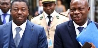 Le Chef de l'Etat rend hommage à Gilbert Houngbo, source d'inspiration pour le Togo