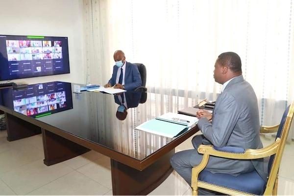 Le Chef de l'Etat prend part à une session extraordinaire de la Cedeao