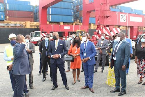 Le Togo, prêt pour la mise en œuvre de la Zlecaf (Wamkele Mene)