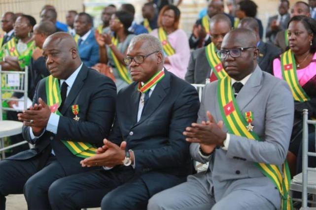 députés nommes togolais