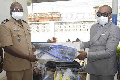 Nouveaux équipements pour la gendarmerie nationale