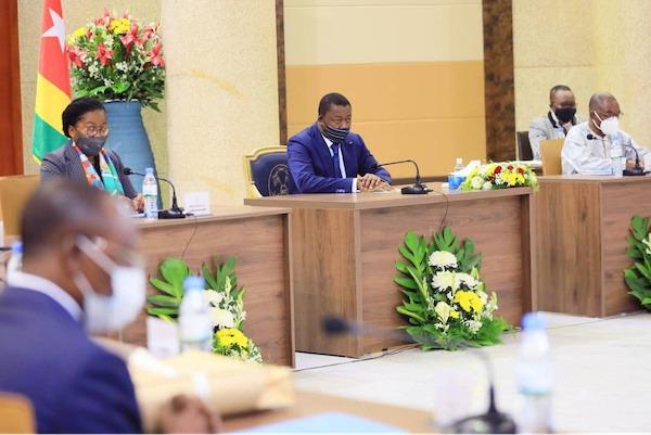Le Gouvernement se réunit en conseil des ministres à Kara