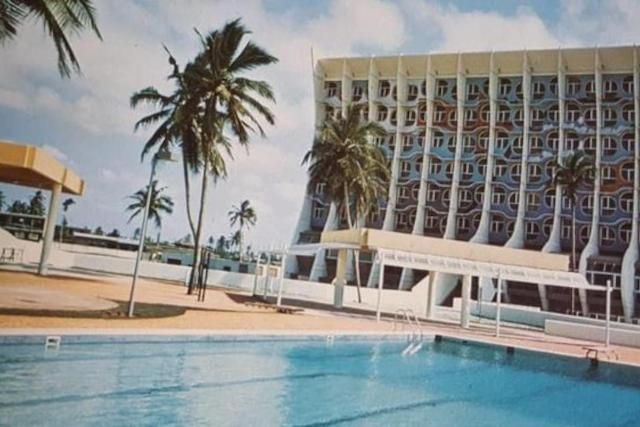 hotel de la paix lome