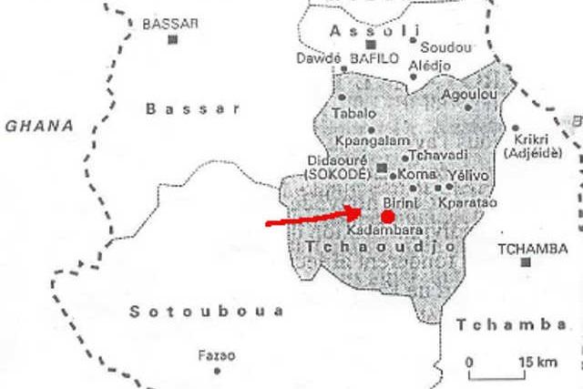 kadambara tchaoudjo togo