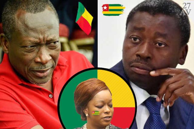 Patrice Talon Reckya Madougou Faure Gnassingbé