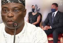 rachidi gbadamassi Reckya Madougou faure gnassingbe