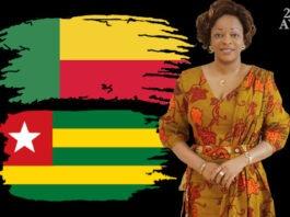 Reckya Mangoudou candidate beninoise made in togo