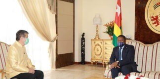 Ballet diplomatique à Lomé : huit nouveaux ambassadeurs accrédités