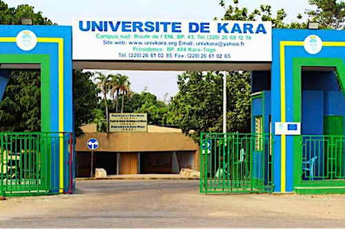 L'Université de Kara se dote d'une Web Tv