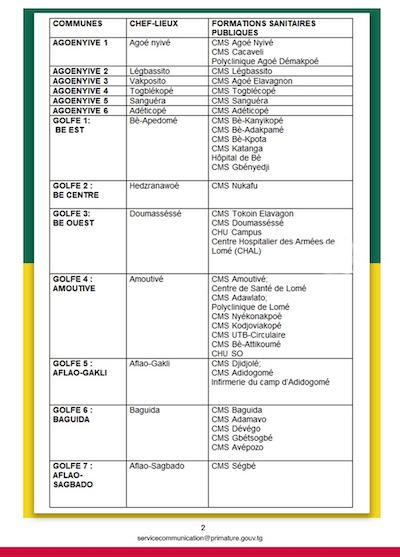 44589 vaccination linscription pour la phase 2 dmarre ce lundi