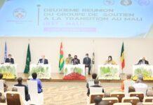 A Lomé, les partenaires du Mali se concertent pour la réussite de la transition