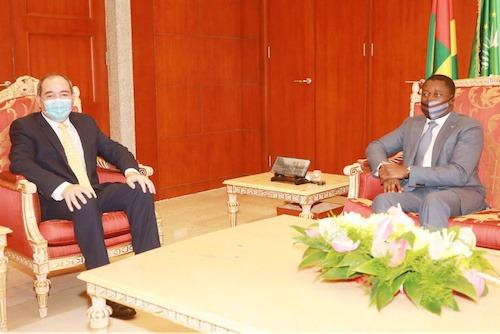 L'Algérie veut intensifier sa coopération avec le Togo