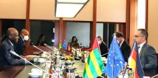 A Berlin, le Togo et l'Allemagne s'accordent sur plusieurs dossiers