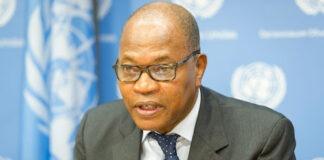 Le Représentant de l'ONU pour l'Afrique de l'Ouest, Mohamed Ibn Chambas en fin de mandat