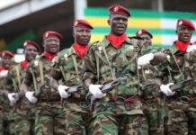 Les Forces Armées Togolaises recrutent