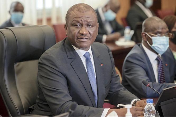 Décès d'Hamed Bakayoko : le Togo présente ses condoléances