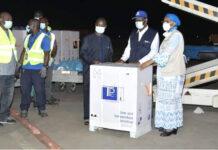 Initiative Covax : le Togo reçoit un premier lot de 156 000 doses de vaccins