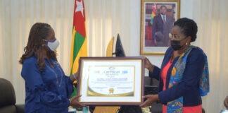 Leadership féminin : l'UNFPA et Plan International distinguent le Togo