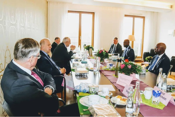 Un partenariat germano-togolais en vue pour encourager les réformes