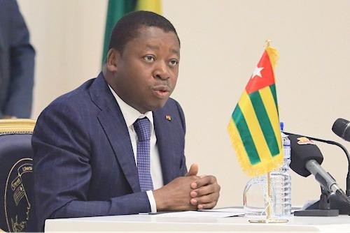 """Faure Gnassingbé : """"nous n'avons pas d'autres choix que d'aider les Maliens à réussir cette transition"""""""