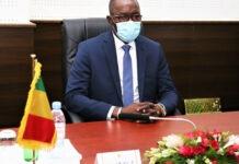 Le Conseil National de Transition du Mali en séjour au Togo