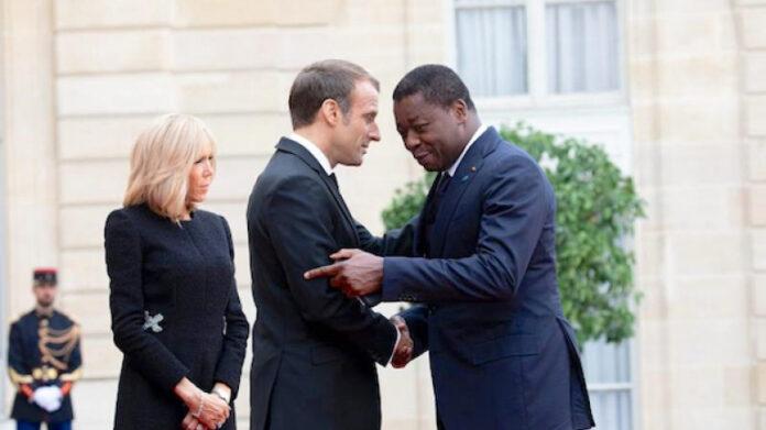 Le Chef de l'Etat en visite officielle en France