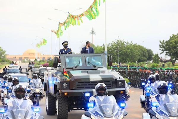 61 ans d'indépendance : un défilé militaire a marqué l'événement