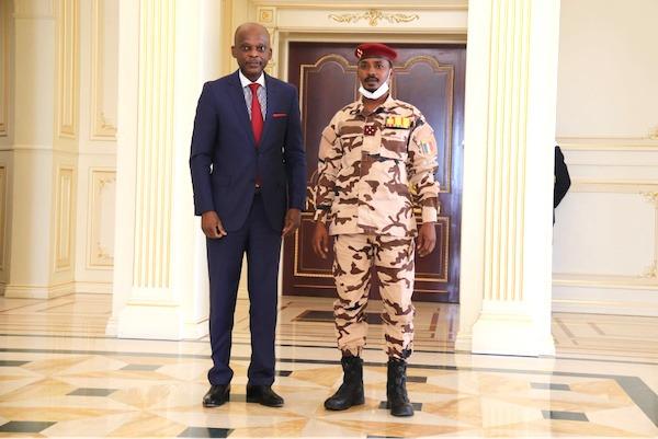 Le Togo prêt à accompagner le Tchad vers la transition