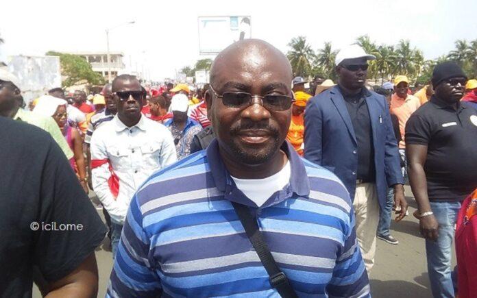 Gérald Akoumey