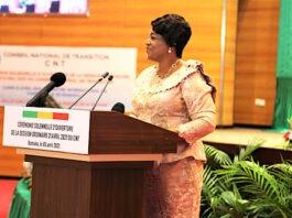 Coopération interparlementaire : la Présidente de l'Assemblée Nationale au Mali
