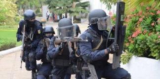 L'armée togolaise se dote de Forces Spéciales