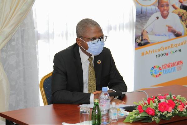 """Damien Mama (UN) : """"le Togo est en voie d'améliorer sa santé et sa richesse, grâce au numérique"""""""