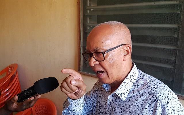Chargé à la communication de l'ANC