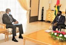 Le Togo explore des pistes de collaboration avec le G5 Sahel