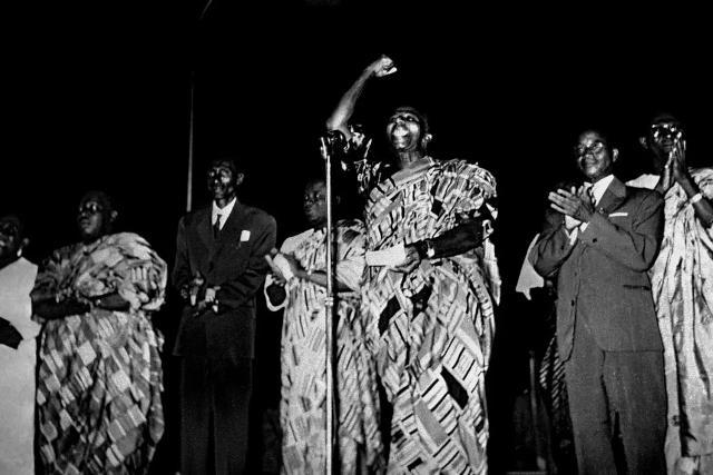 independance du togo 27 avril 1960