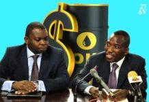 Les docteurs en mensonge de Faure Christian Trimua et Gilbert Bawara